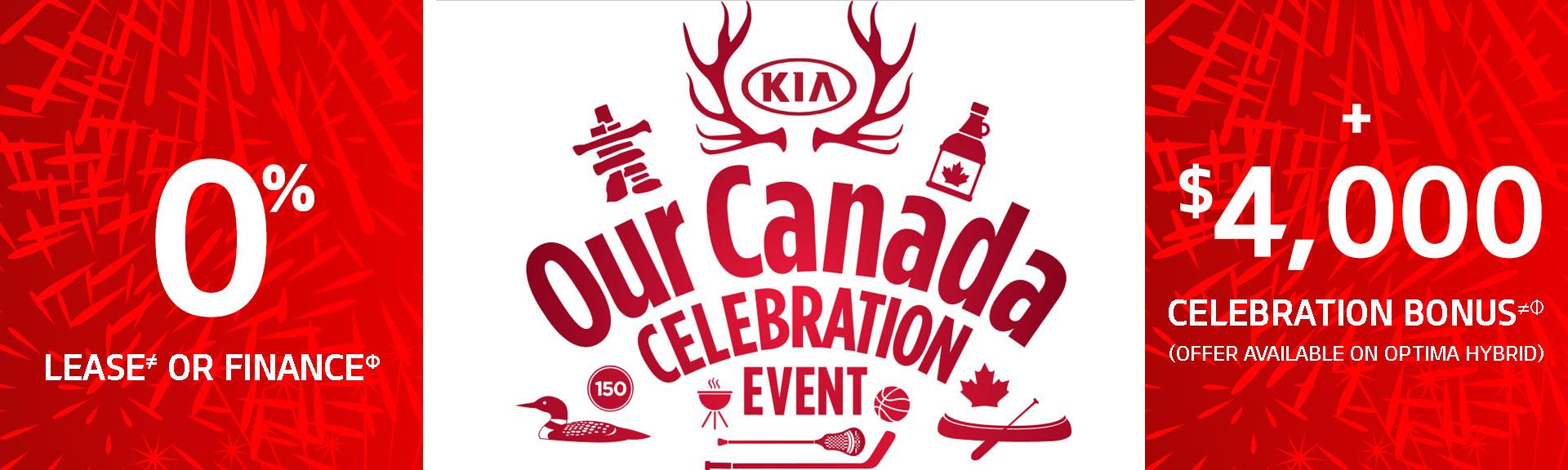 Canada Celebration Event